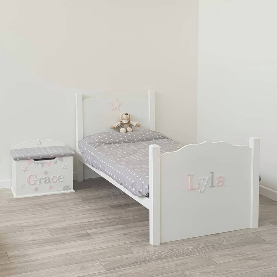Personalised Children's Bed