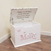 custom kids toys box
