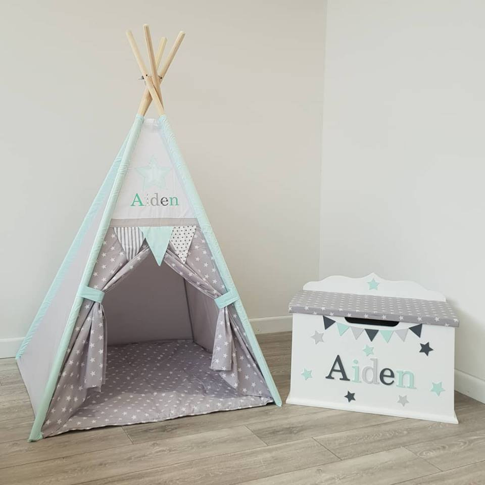 Star Personalised Teepee