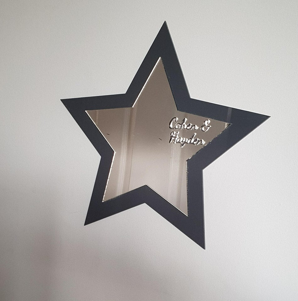 Personalised Mirror