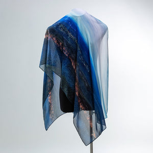 Blue Mountains - Large Scarf