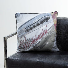 Load image into Gallery viewer, Aviation Cushion - Aint Misbehavin