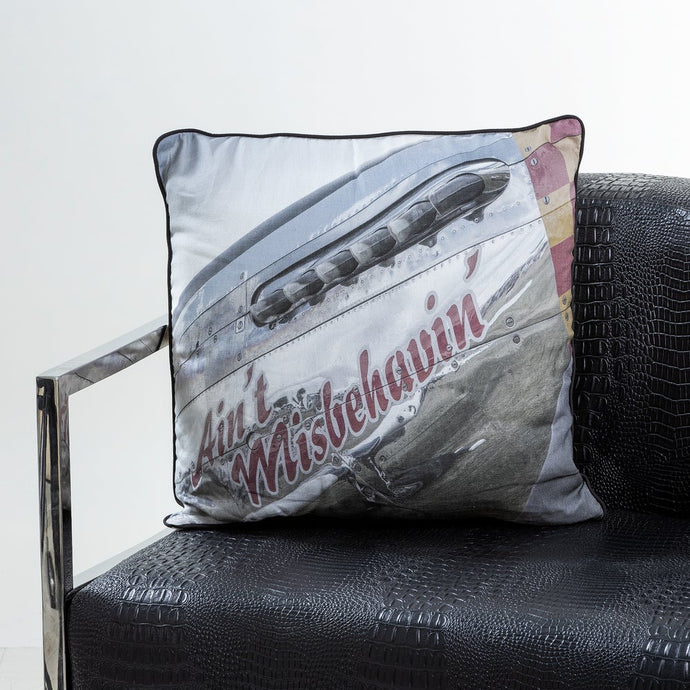 Aviation Cushion - Aint Misbehavin