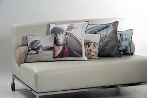Aviation Cushion - Amelia
