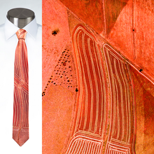Load image into Gallery viewer, Aerial Art Together - Necktie