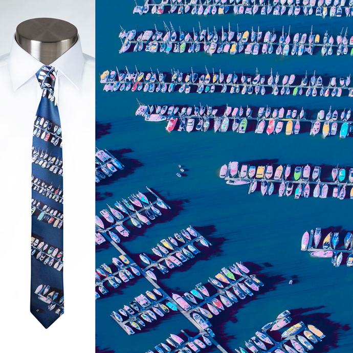 Boating Berths - Necktie