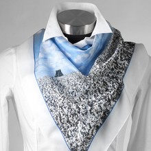 Load image into Gallery viewer, Cotton And Clouds - Scarf