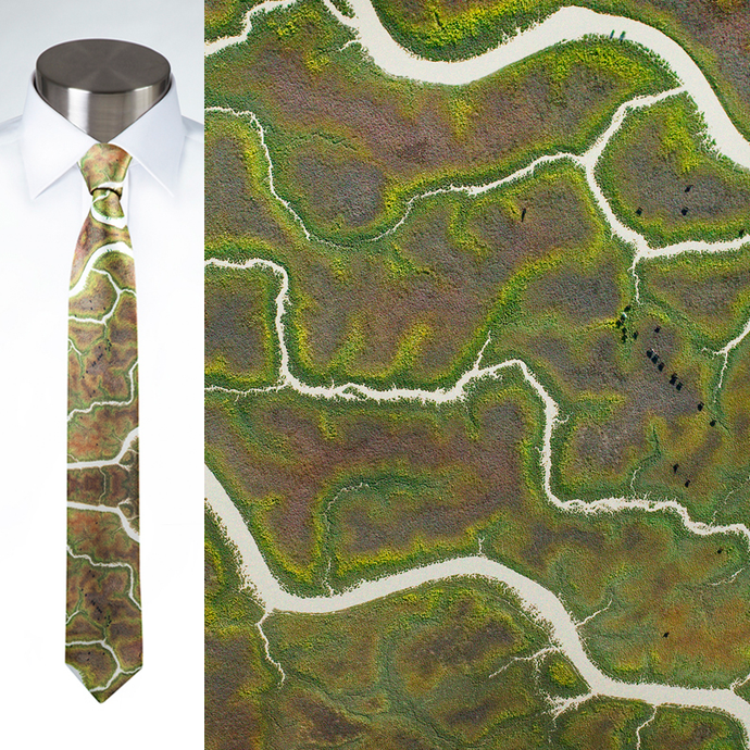 Cows on the Carpet - Necktie