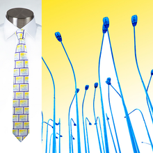 Load image into Gallery viewer, You Light Up My Life - Necktie