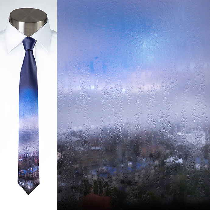 Morning Mist - Necktie