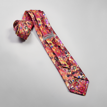 Load image into Gallery viewer, Psychedelic Daisies - Necktie