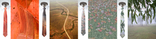 Load image into Gallery viewer, Gum Tree Fog - Necktie