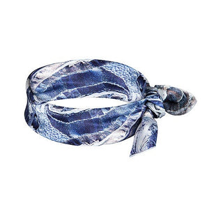Open Cut Aerial - Small Scarf / Bandana