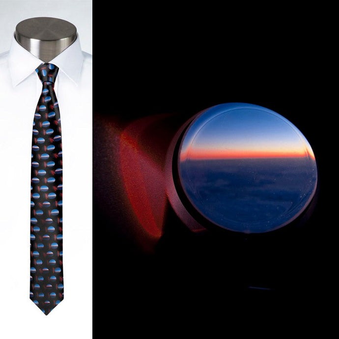 Sunset Sequence - Necktie