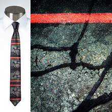 Load image into Gallery viewer, Tarmac Texture - Necktie