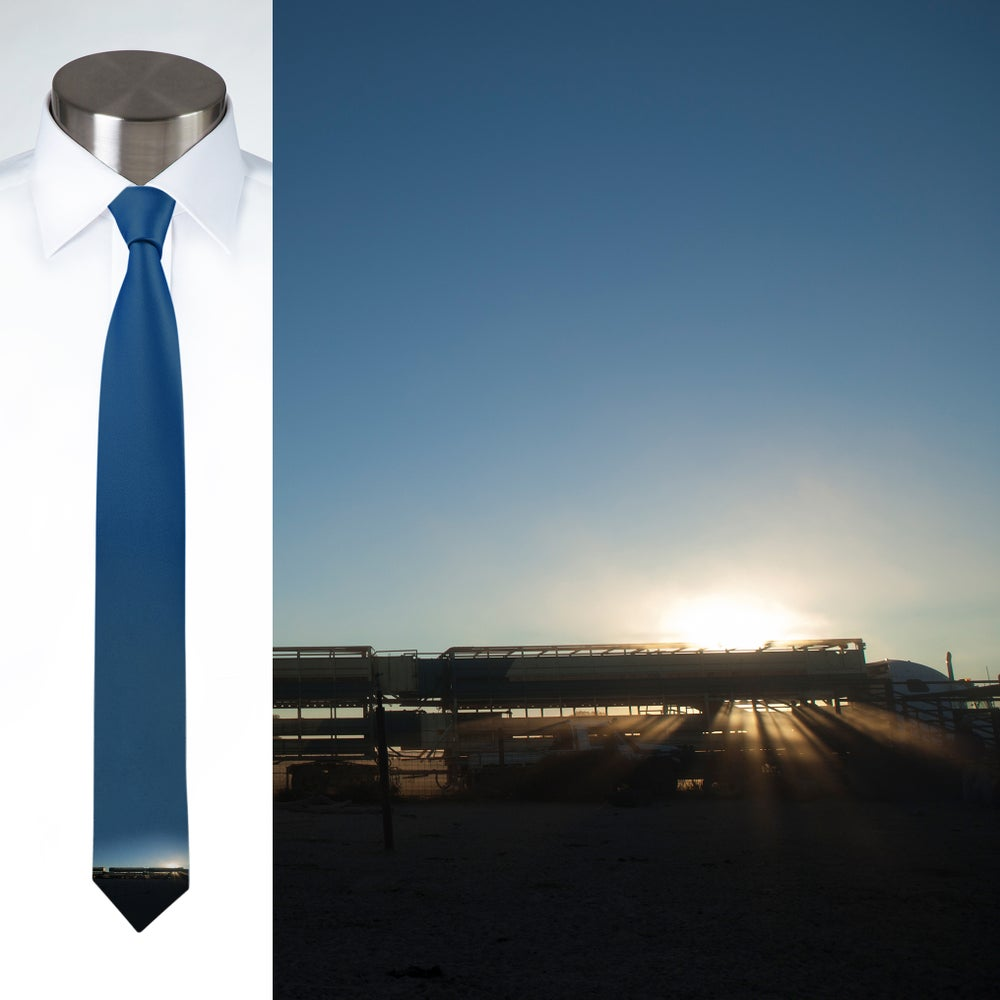 Triple Road Train- Necktie