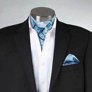 Waterways - Pocket Square / Kerchief
