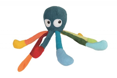 Octopus with Socks