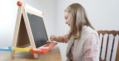 Wooden Table-Top Easel