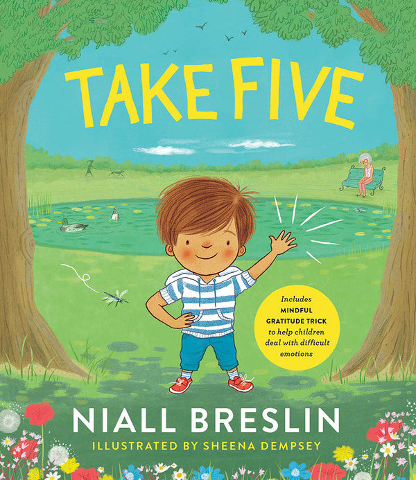 """Take Five"" by Niall Breslin"