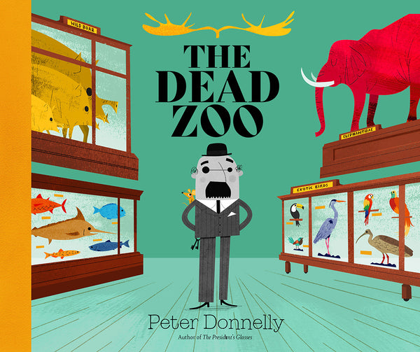 """The Dead Zoo"", by Peter Donnelly"