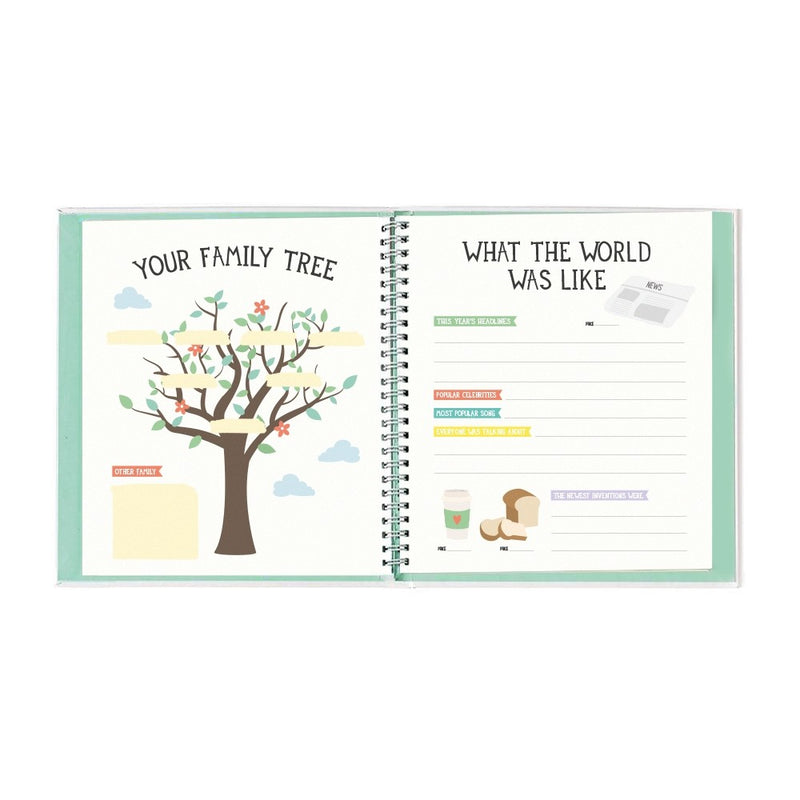 baby s first year album by milestone jackanory ie