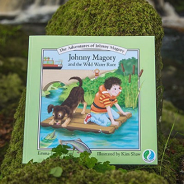 """Johnny Magory and the Wild Water Race"""