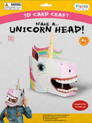 Unicorn 3D Mask