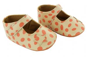 Baby Love SLG Shoes - Giraffe Print