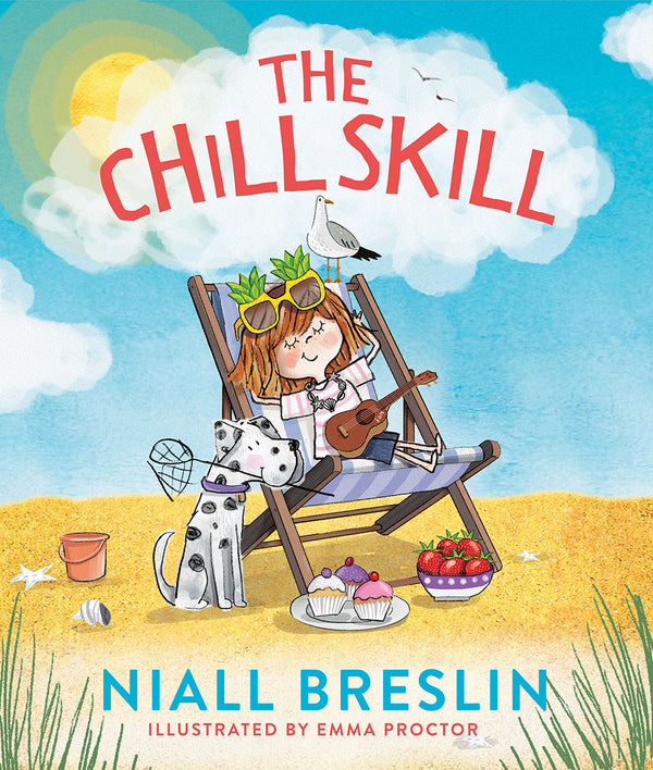 """The Chill Skill"" by Niall Breslin"