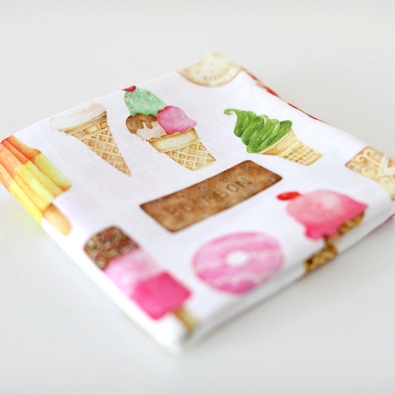 Sweets Muslin Square