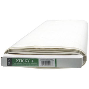 Bolt of Sulky Sticky Self-Adhesive Tear-Away Stabilizer
