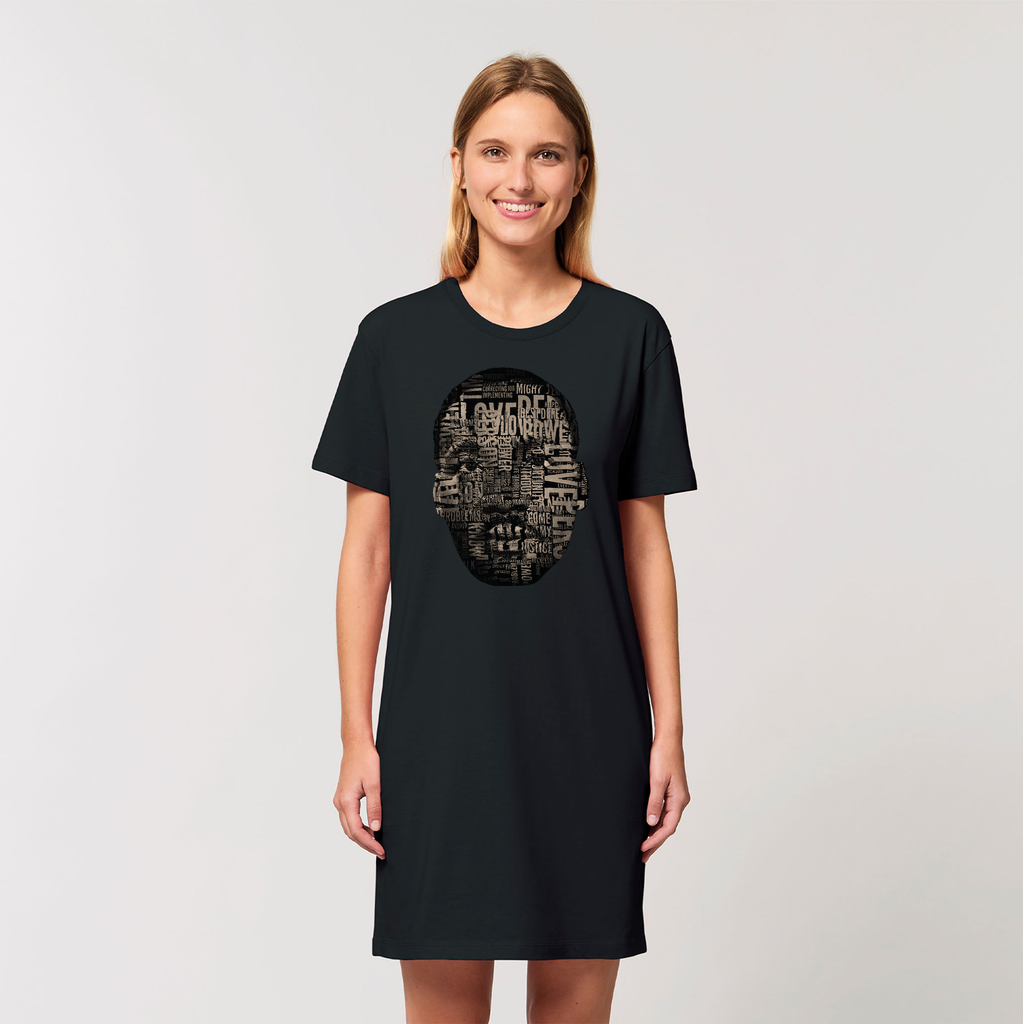 MLK Organic T-Shirt Dress