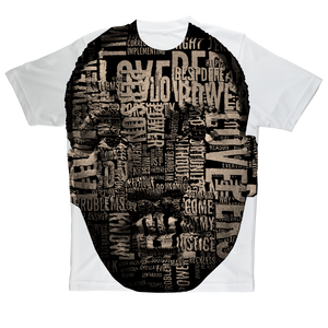 MLK Sublimation Performance Adult T-Shirt