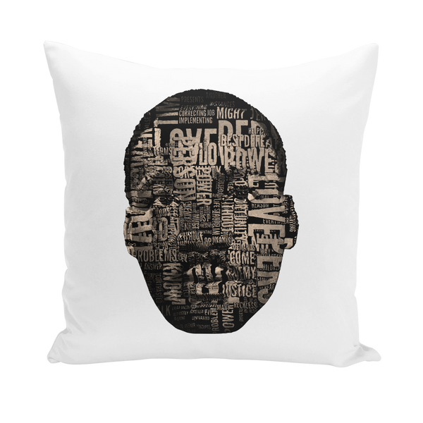 MLK Throw Pillows