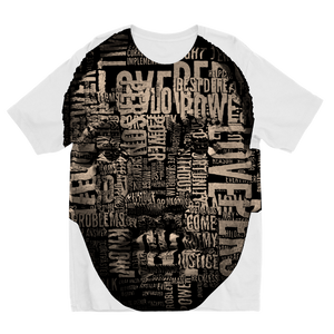 MLK Sublimation Kids T-Shirt