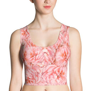 Bloom - Yoga Crop Top