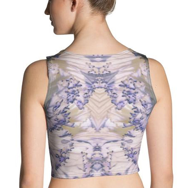 Cheyenne - Yoga Crop Top