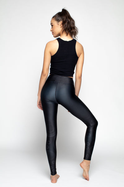 Noir - Yoga Leggings