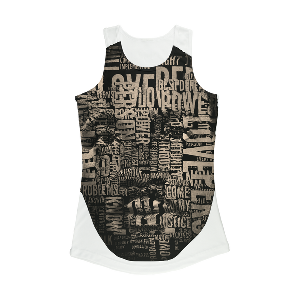 MLK Women Performance Tank Top