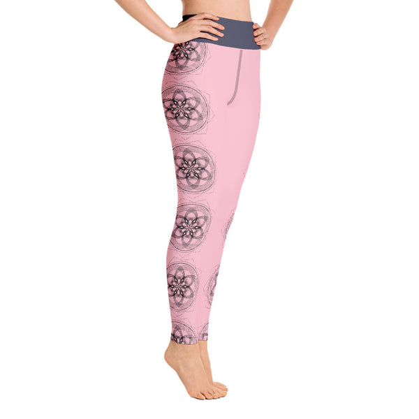 P Metrics Yoga Leggings