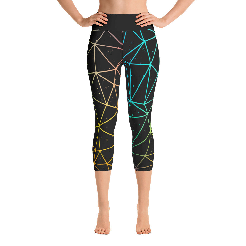 Spectrum - Yoga Capri Leggings
