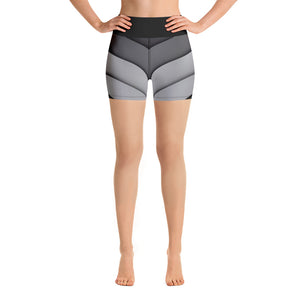 Grayscale - Yoga Shorts
