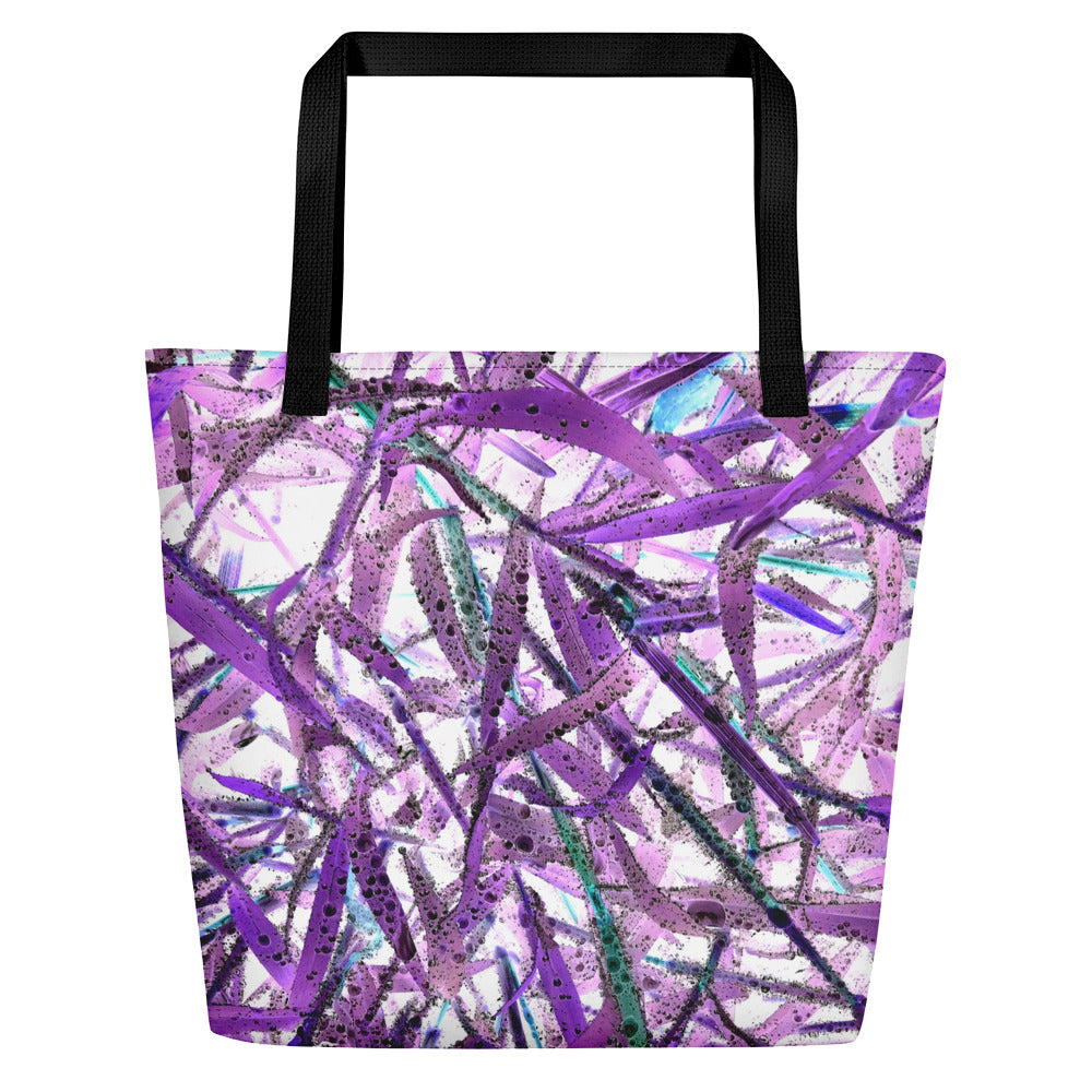 D Mattis Designs beach tote bag