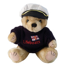 Benjie Bear with Captain's Hat Outfit