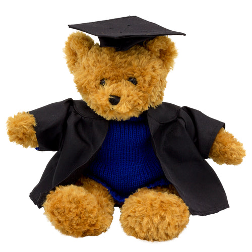 Toffee Bear with Graduation Outfit