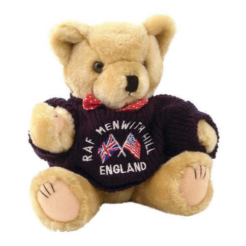 Benjie Bear with Personalised Sweater (TEST ONLY)