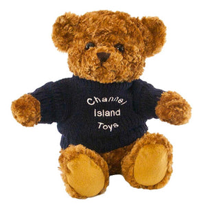 Bruno Bear with Personalised Sweater