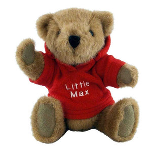 Buster Bear with Personalised Hoody