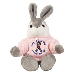 Byron Bunny with Personalised Hoody